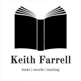 Keith Farrell - books | swords | teaching