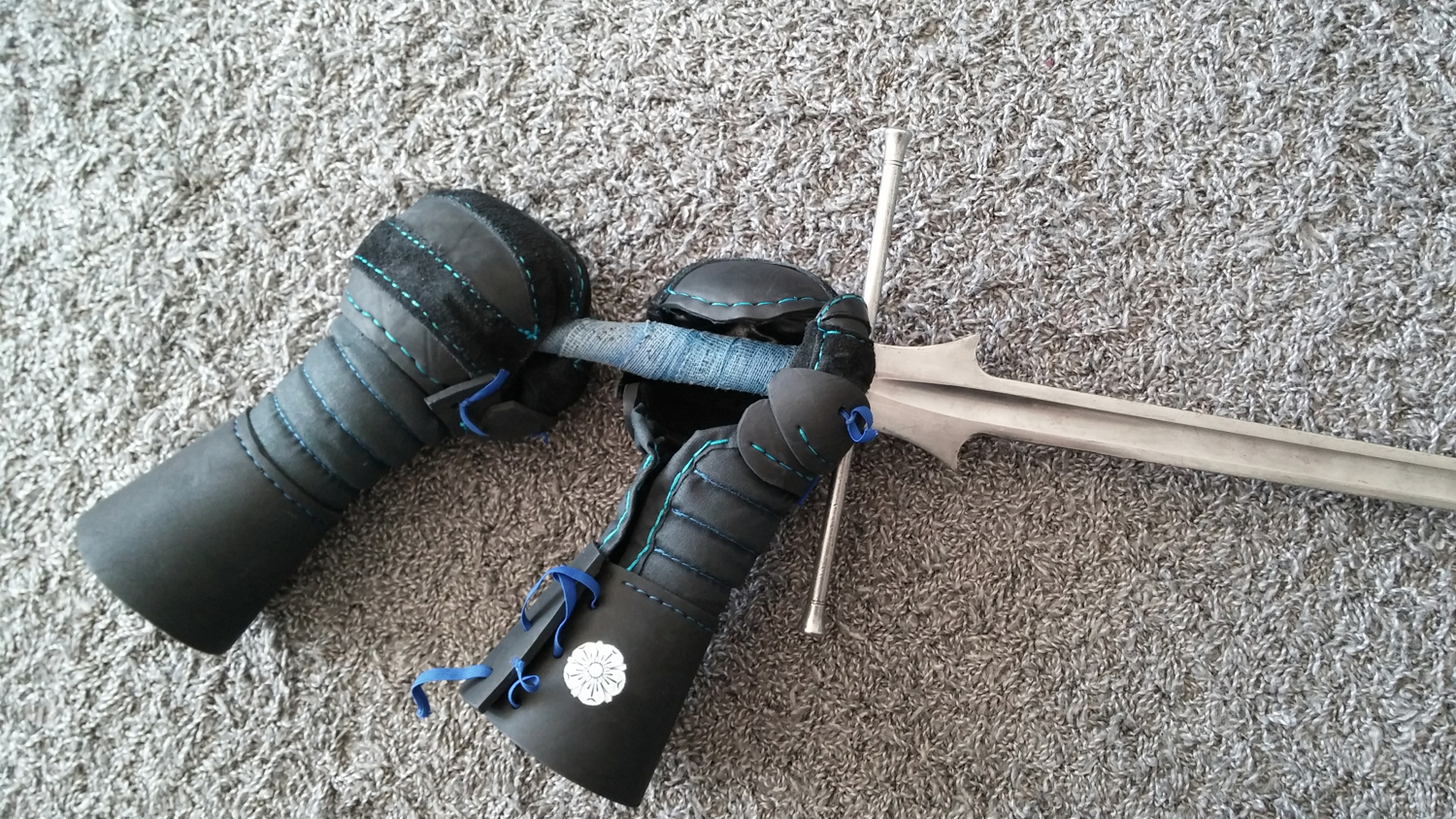 Sparring Gloves and an Albion Meyer